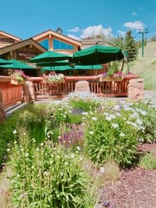 Royal Street Cafe - Deer Valley, Park City, Utah