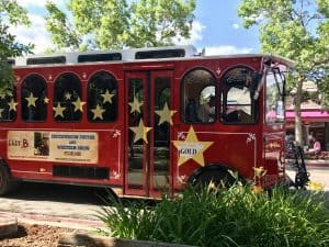 Estes Park Trolley