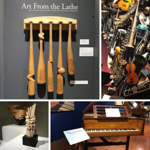 Landmark Center Exhibits