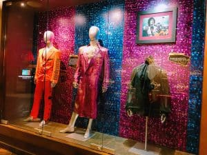 Prince Exhibit at Mall of America's Hard Rock Cafe