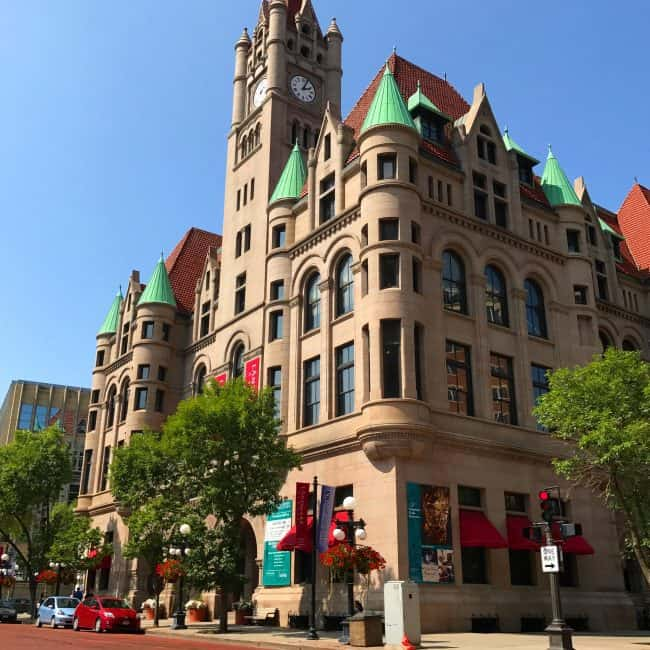 Landmark Center - Things to do in Twin Cities with kids