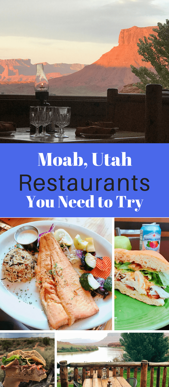 Looking for restuarants in Moab, Utah? These family-friendly restaurants are uor picks for the best food in the area. These local spots are ideal for your next visit
