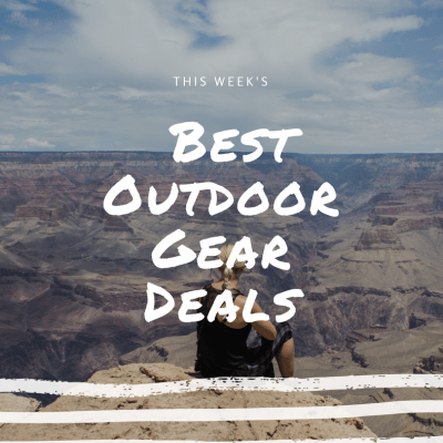 This Week's Best Outdoor Gear Deals