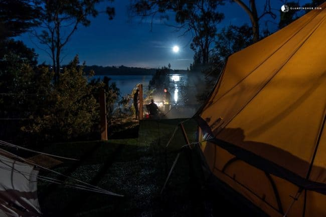 free camping - lakeview