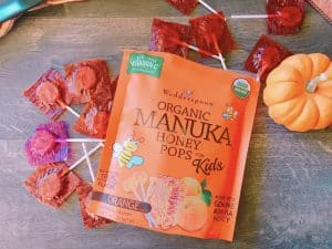 Wedderspoon Manuka Honey Pops