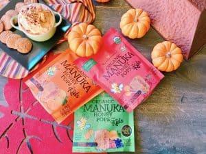 Wedderspoon Manuka Honey Pops