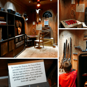 Rediscover American History and explore the Old West at the Chisholm Trail Heritage Center in Duncan, Oklahoma