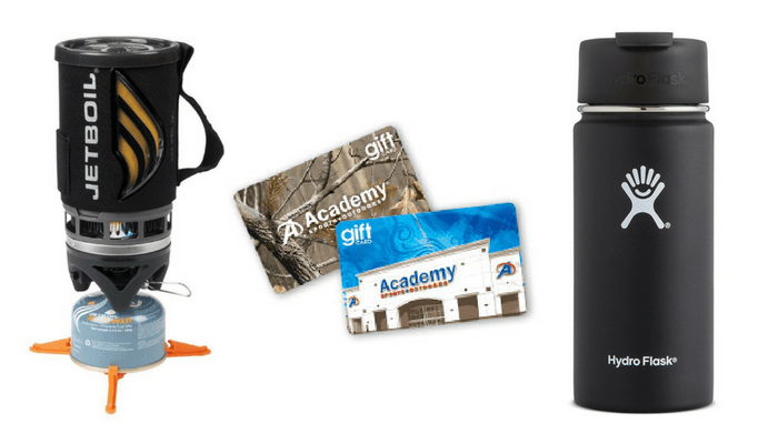 Gifts. for the Outdoor Family from Academy