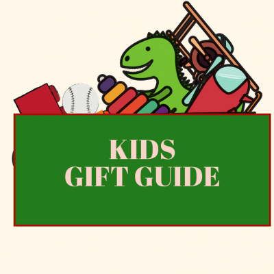 Holiday Gift Ideas: Kids Gift Guide