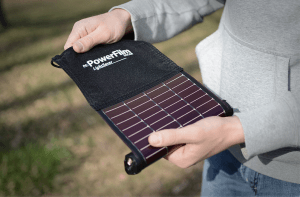 LightSaver Solar Battery Bank - The Best Tech Gifts for Those you Love the Outdoors