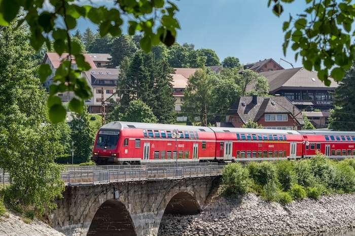 Rail Europe Train
