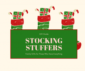 Stocking Stuffers for Traveling Families