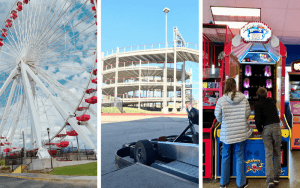 The Track Family Fun Parks - 10+ Fun Things to Do in Branson MO with Kids - Popular attractions, shows, and activities for your next family vacation