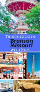 10+ Fun Things to Do in Branson MO with Kids - Popular attractions, shows, and activities for your next family vacation