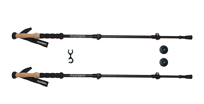 Trekking Poles make a great gift for outdoor families