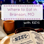 5 Local Restaurants in Branson MO Your Family Has to Try