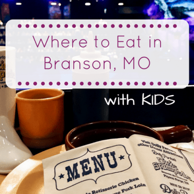5 Family Friendly Restaurants in Branson MO Everyone Loves