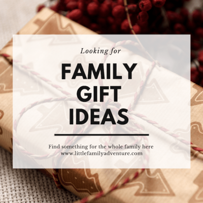 Unique Gift Ideas for the Family Who Has Everything