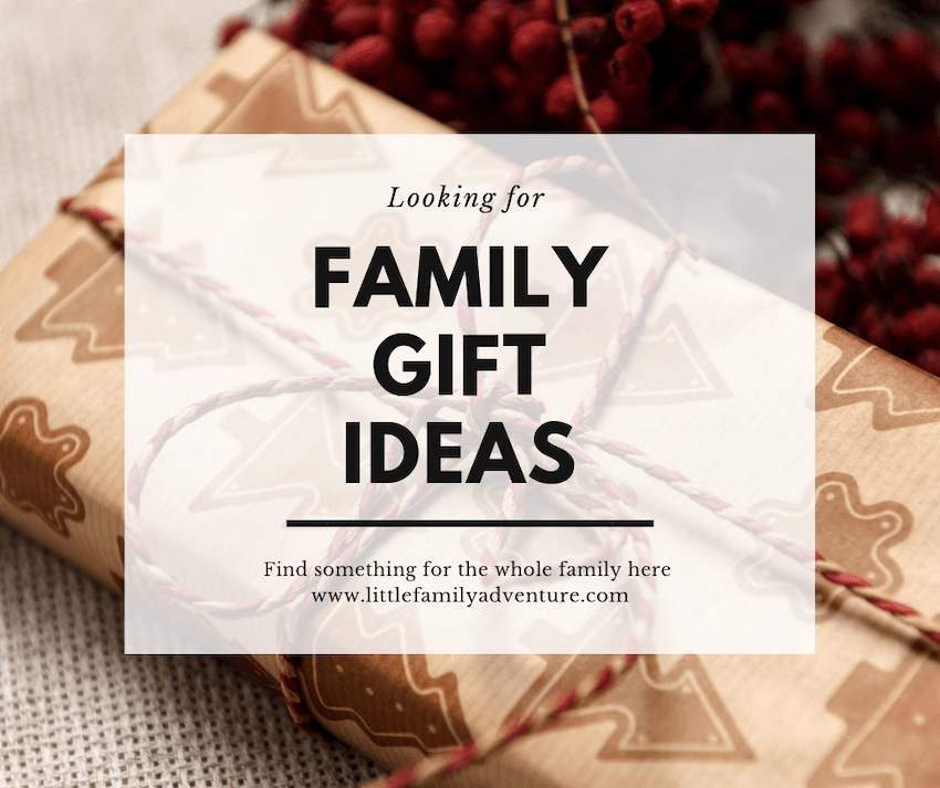 Whole Family gift ideas