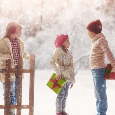 Outdoor Gifts for Kids