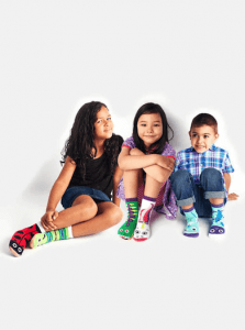 Funky Paks Socks for Kids - Gift Ideas for the Active Child
