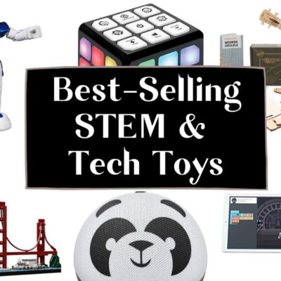 This Season's Best-Selling STEM and Tech Toys for Kids