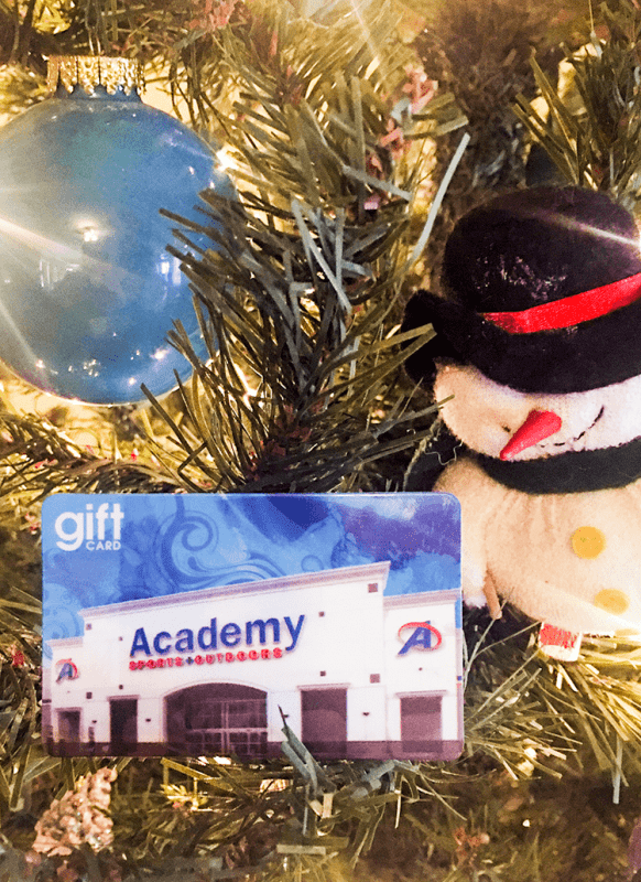 Academy Gift Card - Gifts for the Outdoor Family Made Easy at Academy Sports + Outdoor