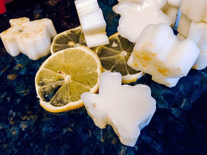Keeping Skin Soft With Coconut Oil Bath Melts