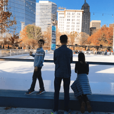 Find Plenty of Winter Family Fun in Oklahoma City