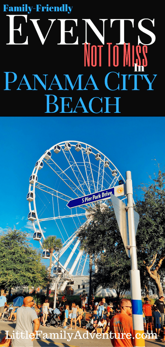 Looking for family-friendly things to do in PCB, Florida? Join in the fun during one of these Panama City Beach events.