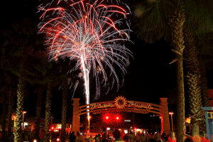 Pier Park fireworks - Looking for kid-friendly things to do in PCB? Then getaway to Panama City Beach. There are great events for every Season