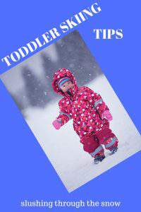 Take Your Toddler Skiing this Winter