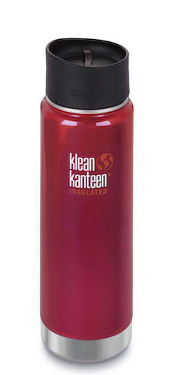 Insulate Wide Bottle from Klean Kanteen- Our favorite adult and big kid water bottles to stay hydrated