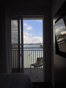 Marina View of the Intercoastal Waterway from the Residence Inn Clearwater - Clearwater Beach Florida is ranked the top US beach by TripAdvisor- Plan your next family vacation and stay at one of these top Clearwater Beach Florida Hotels.