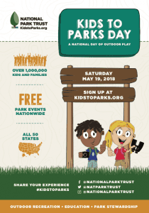 Kids To Parks Infographic