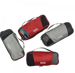 Slim Packing Cubes from Compass Rose