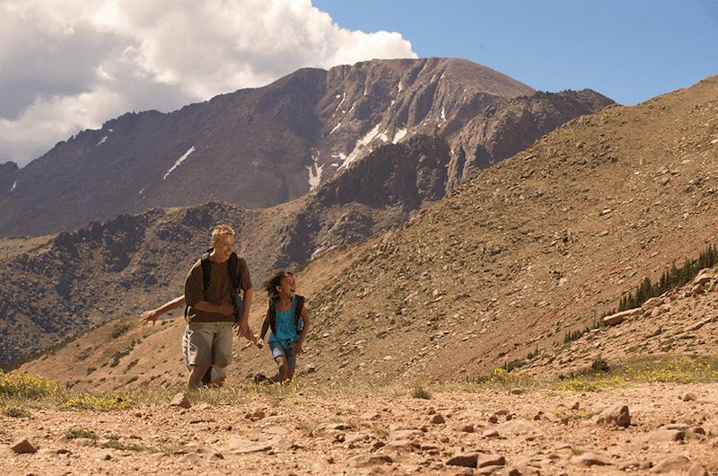 Hiking Colorado Springs