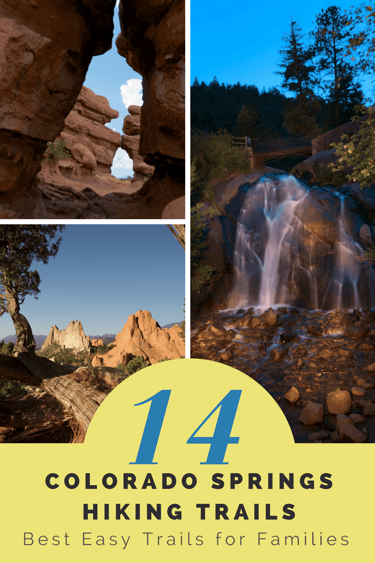 Best hiking trails in Colorado Springs for families