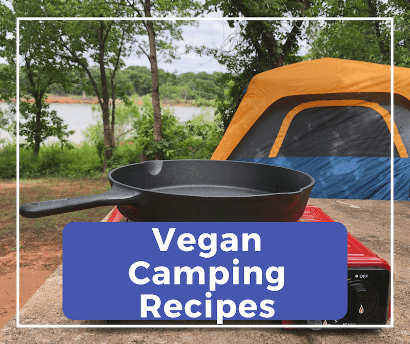 Vegan Camping Recipes and Ideas