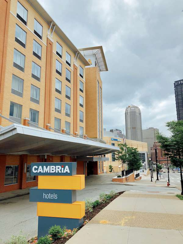 Cambria Inn & Suites Pittsburgh Downtown
