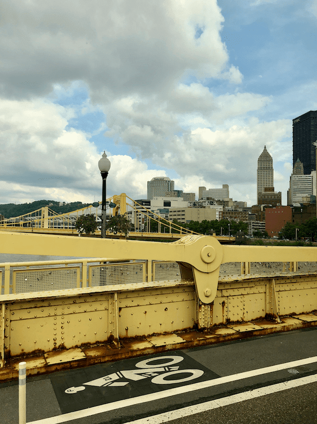 Pittsburgh City Bridges