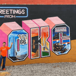 Greetings from OKC Murals