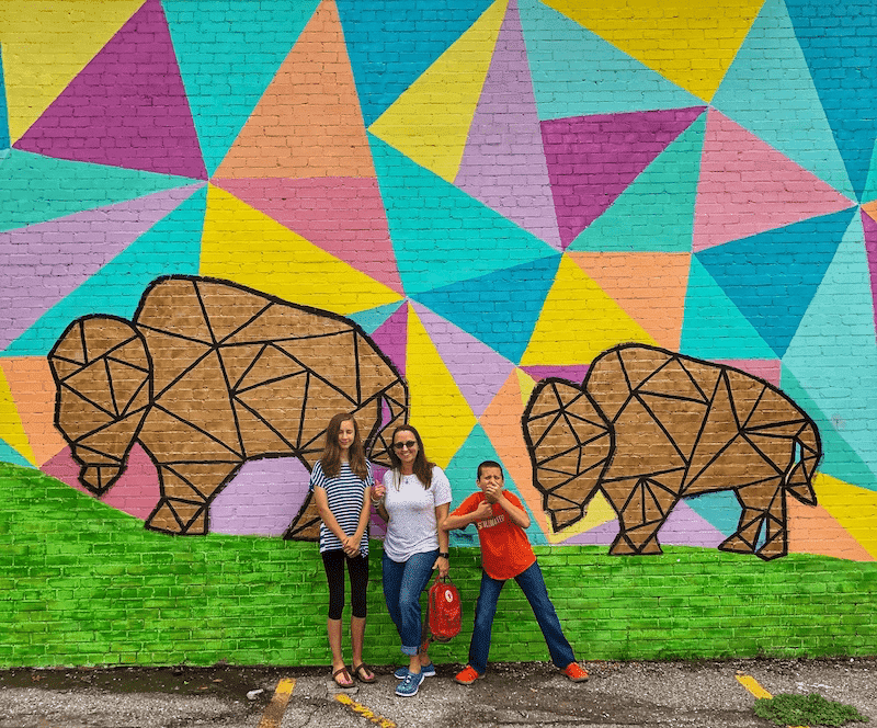 Oklahoma City Murals - Roam