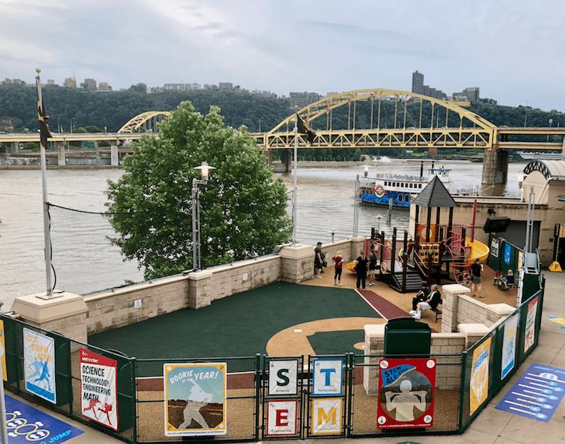 PNC Park Playground