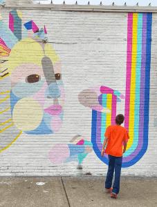 Plaza District Mural - OkC