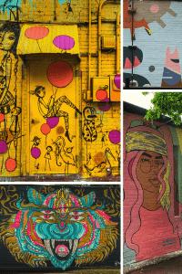Plaza Walls OKC - Oklahoma City Murals