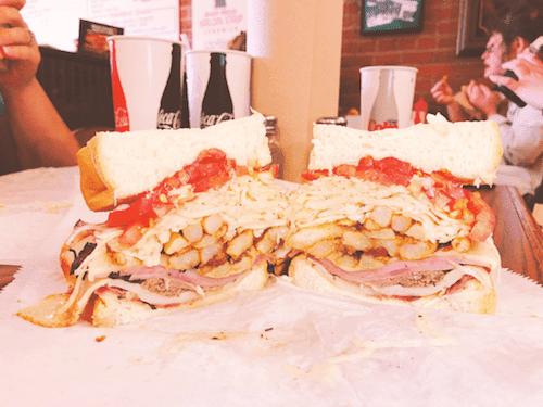 Primanti's Brothers Sandwich