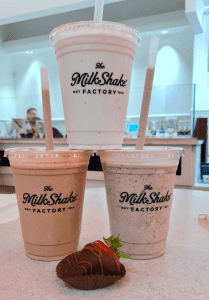 The Milkshake Factory