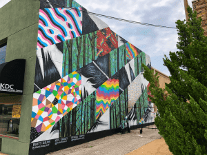The Nature of Things - OKC Murals
