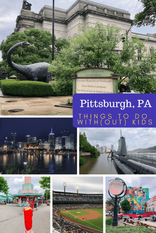Things to do in Pittsburgh with kids or without